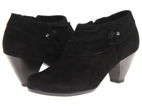 Blondo - Dalida (Black Casual Suede) Women