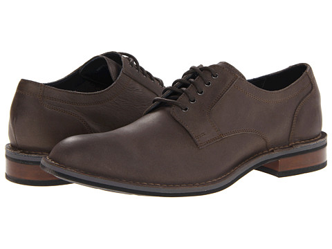 Cole Haan - Centre ST Oxford (Dark Gull Gray) Men