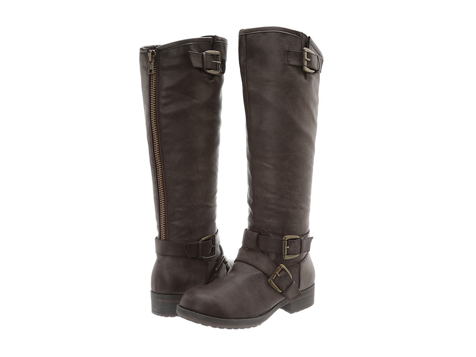 Madden Girl - Legacie (Brown Paris) Women
