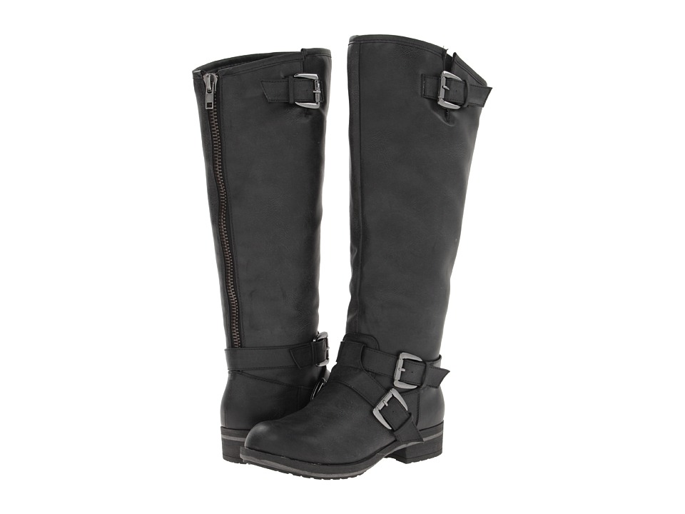 Madden Girl - Legacie (Black Paris) Women
