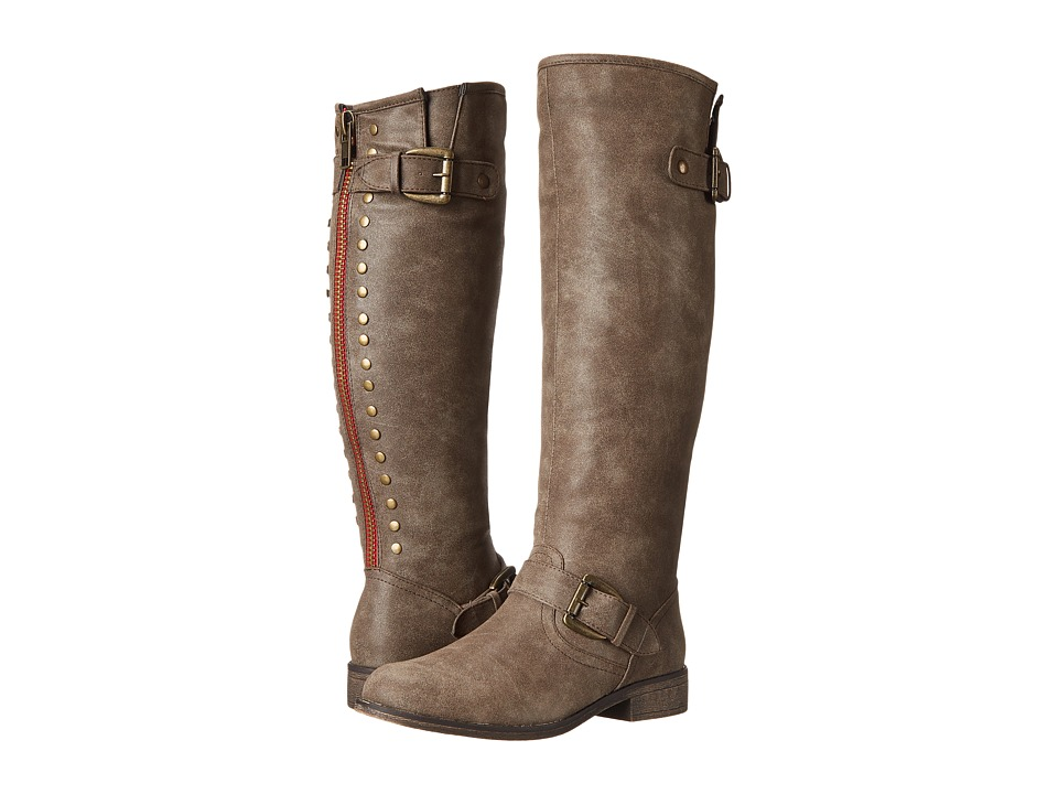 Madden Girl - Cactuss (Brown Paris) Women's Dress Boots