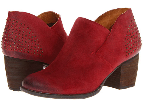 Naya - Valerie (Regal Red Suede) Women's Pull-on Boots