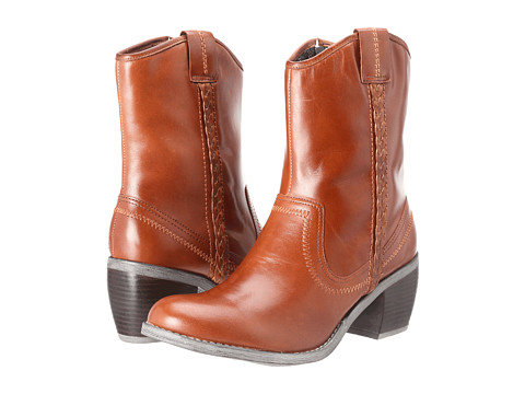 Hush Puppies - Rustique West ABT (Tan WP Leather) Women
