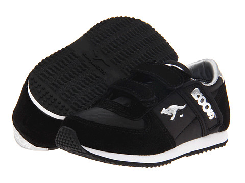 KangaROOS Kids - Combat (Toddler) (Black) Kids Shoes