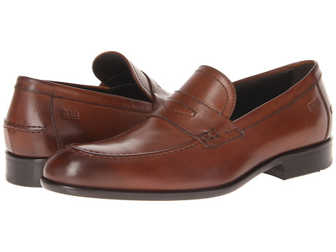 BOSS Black - Bront (Medium Brown) Men's Shoes