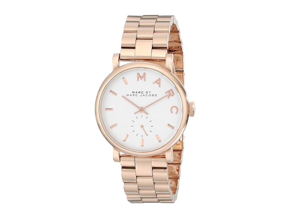 Marc by Marc Jacobs - MBM3244 - Baker (Rose Gold) Watches