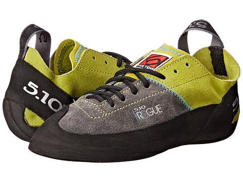Five Ten - Rogue Lace (Neon Green/Charcoal) Men's Shoes