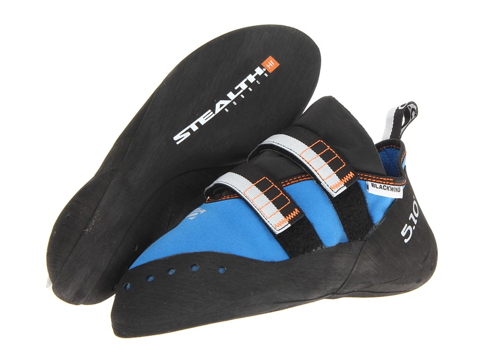 Five Ten - Blackwing (Blue/Orange) Men's Climbing Shoes