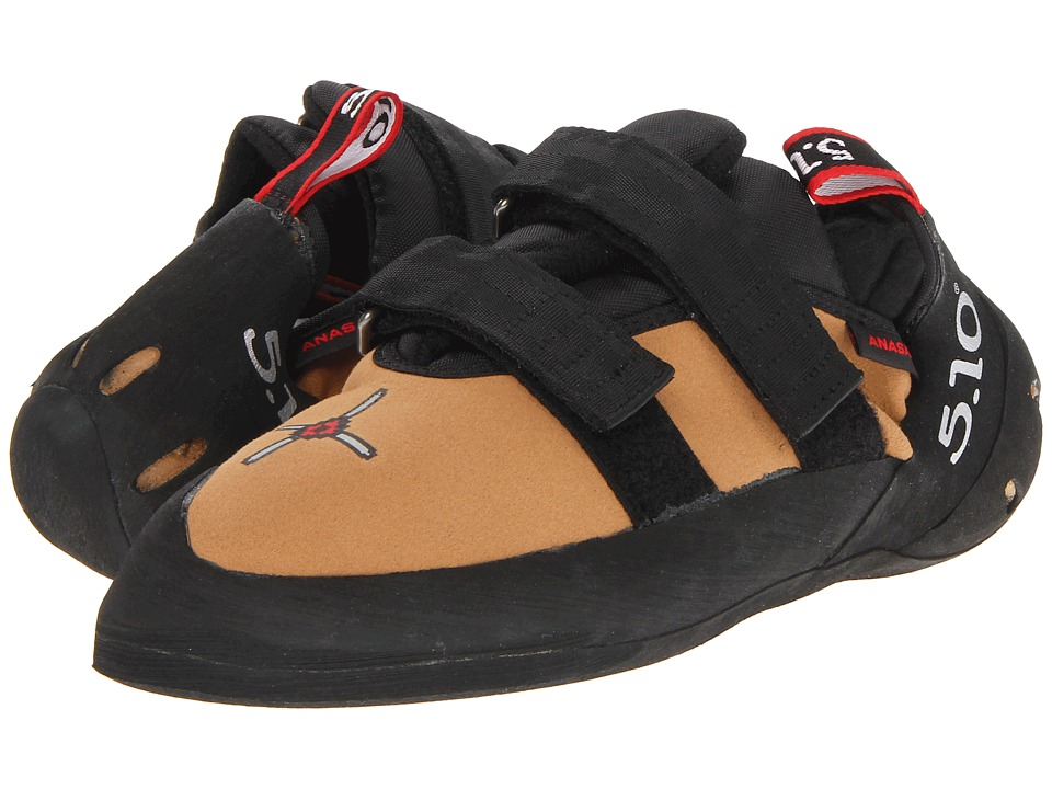 Five Ten - Anasazi VCS (Golden Tan) Men's Climbing Shoes