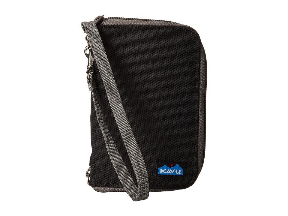 KAVU - Fast Kash (Black) Bags