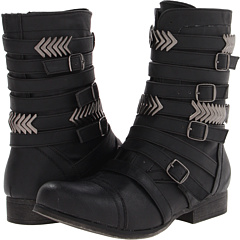 Madden Girl Georgie (Black) Footwear