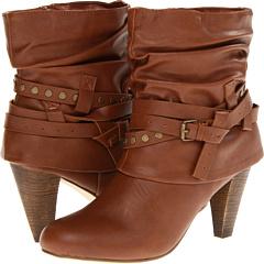 Madden Girl Polyy (Cognac Paris) Footwear