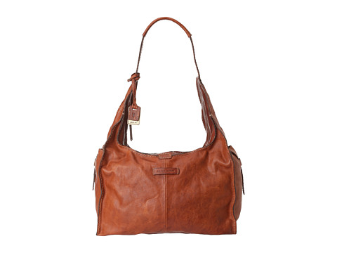 Frye - Artisan Hobo (Whiskey Hammered Full Grain) Hobo Handbags