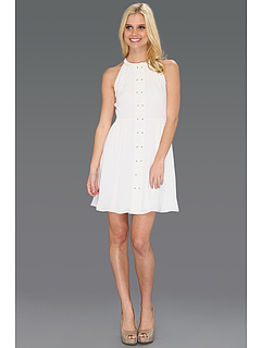 SALE! $79.99 - Save $184 on Parker Nicole Dress (White) Apparel - 69.70% OFF $264.00