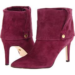 Calvin Klein Bethany (Dark Purple Suede) Footwear
