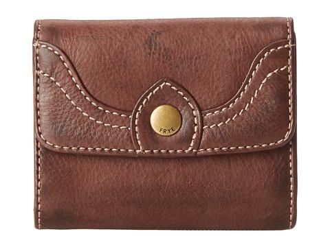 Frye - Campus Small Wallet (Walnut Dakota) Wallet Handbags
