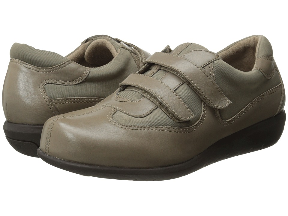 SoftWalk - Montreal (Sage Burnished Soft Kid Leather/Stretch) Women
