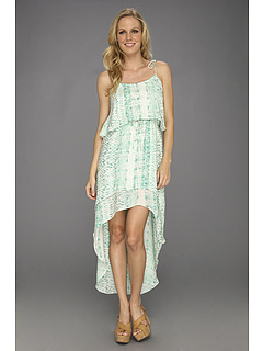 SALE! $86.99 - Save $199 on Parker Cara Dress (Honeydew Tracks) Apparel - 69.58% OFF $286.00