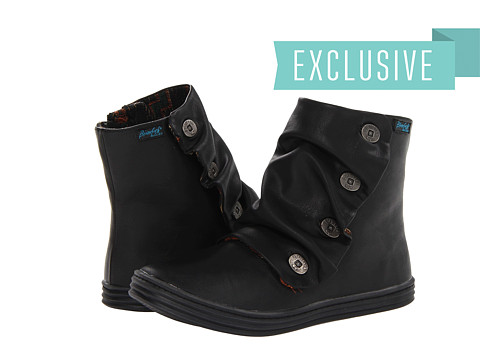 Blowfish - Rabbit (Black Austin) Women's Zip Boots