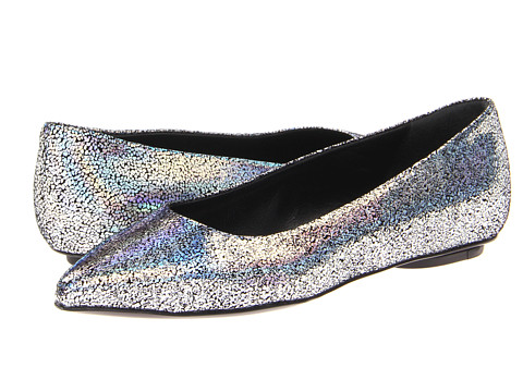 Vivienne Westwood - WV0026 (Cracked Silver) Women's Shoes