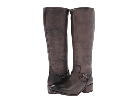 Frye - Lynn Strap Tall (Grey Soft Antique) Women