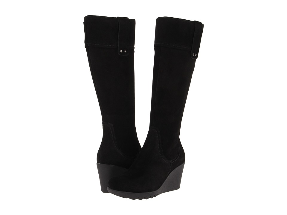 La Canadienne Berkley (Black Suede) Women