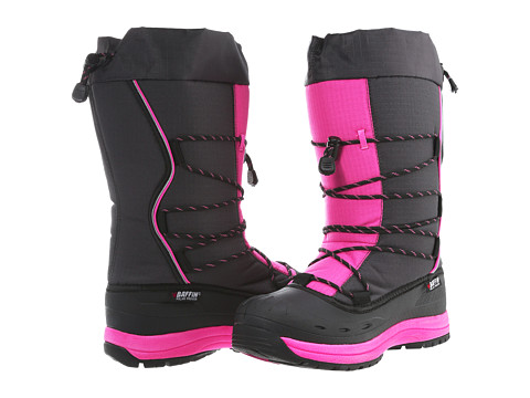 Baffin - Snogoose (Charcoal/Hyper Berry) Women