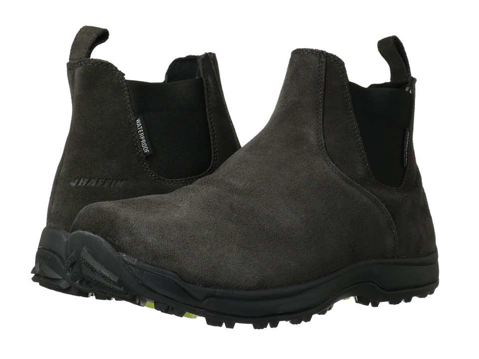 Baffin - Beta (Charcoal) Men's Work Boots