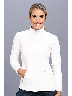 SALE! $62.99 - Save $27 on Hot Chillys La Paz Salsa Zip Jacket (White) Apparel - 30.01% OFF $90.00
