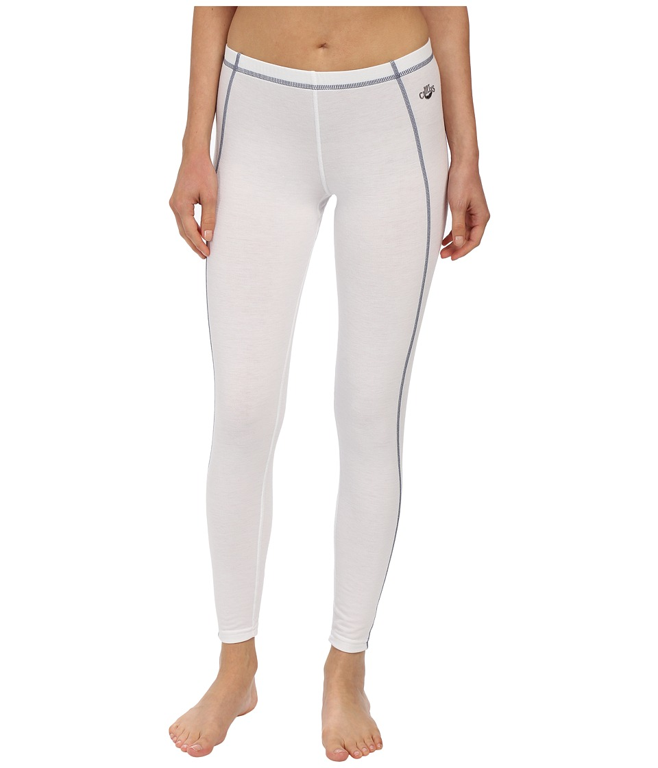Hot Chillys - Mtf 4000 Ankle Tight (White) Women's Outerwear