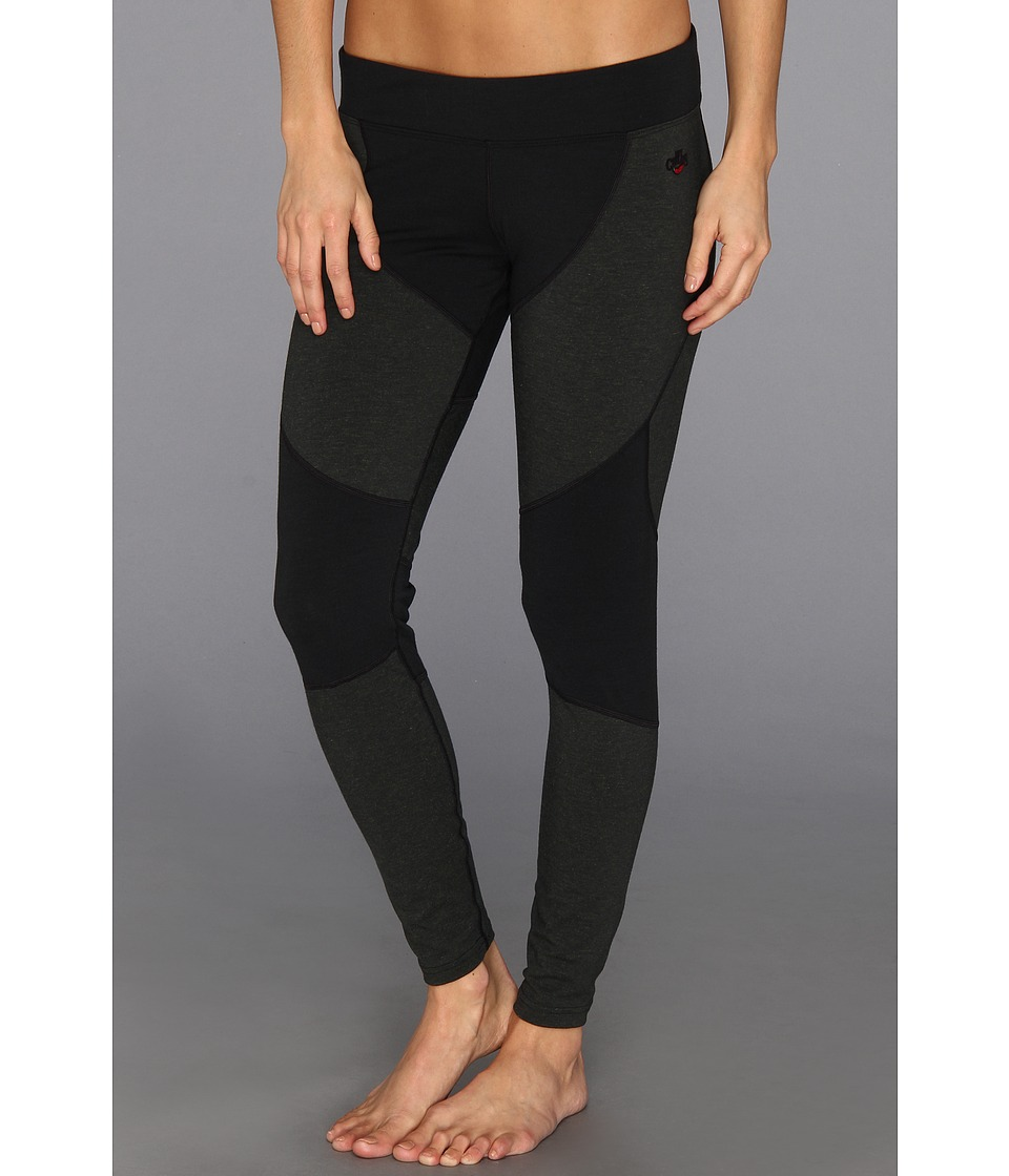 Hot Chillys - Wool 8k Tight (Black/Black) Women's Clothing