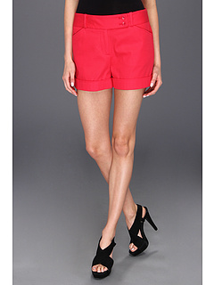 SALE! $54.99 - Save $63 on BCBGMAXAZRIA Symon Cuffed Short (Lipstick Red) Apparel - 53.40% OFF $118.00
