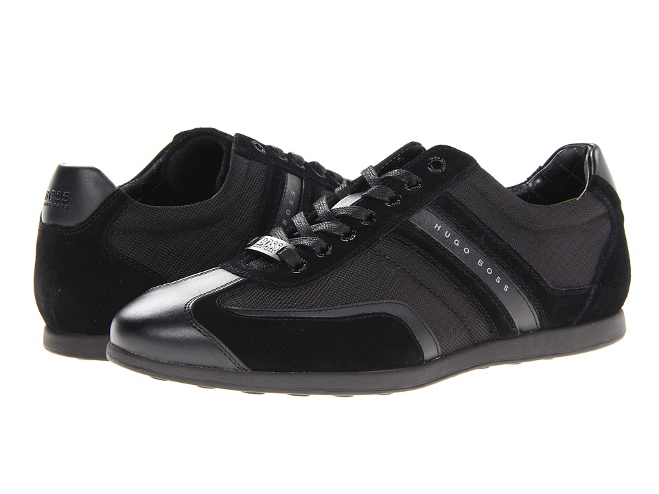 BOSS Hugo Boss - Stiven by BOSS Green (Black) Men's Lace up casual Shoes
