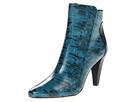10 Crosby Derek Lam - Sapphire (Petrol Lizard) - Footwear