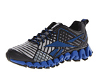 Reebok ZigWild TR 3 (Flat Grey/Black/Trust Blue) Men's Walking Shoes