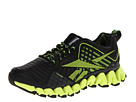 Reebok ZigWild TR 3 (Black/Gravel/Neon Yellow) Men's Walking Shoes