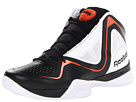 Reebok - Pumpspective Omni (Black/White/Blazing Orange/Sushi Green)