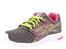 Reebok - RealFlex Scream 3.0 (Rivet Grey/Optimal Pink/Sonic Green/White/Black)