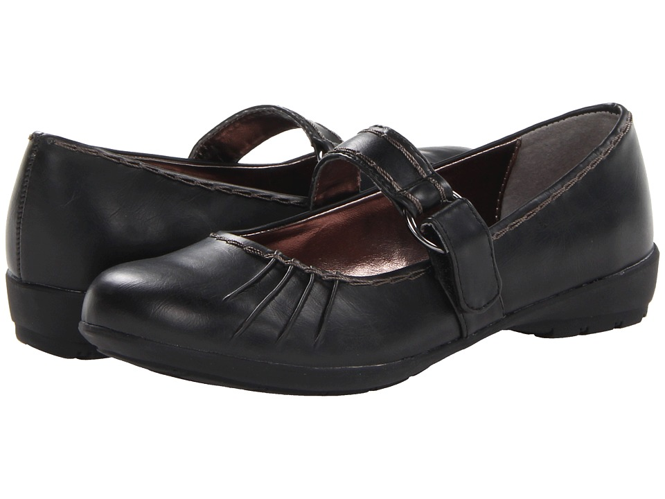 Kenneth Cole Reaction Kids Come On Fly Girls Shoes (Black)