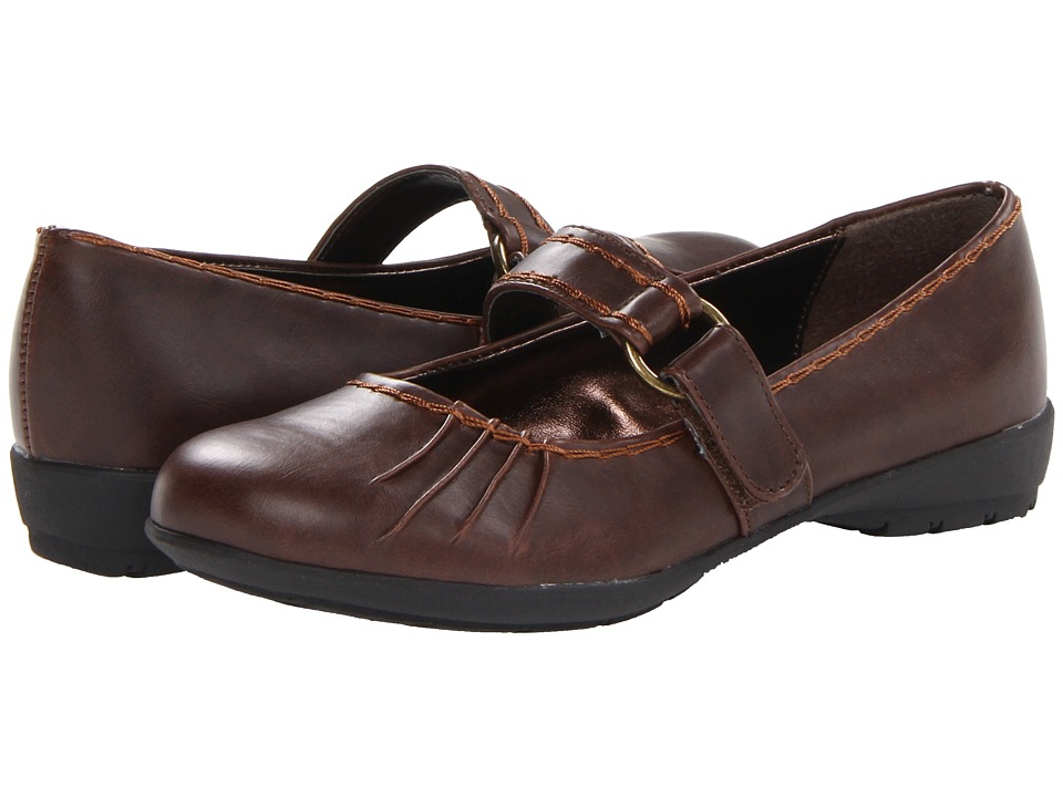 Kenneth Cole Reaction Kids Come On Fly Girls Shoes (Brown)
