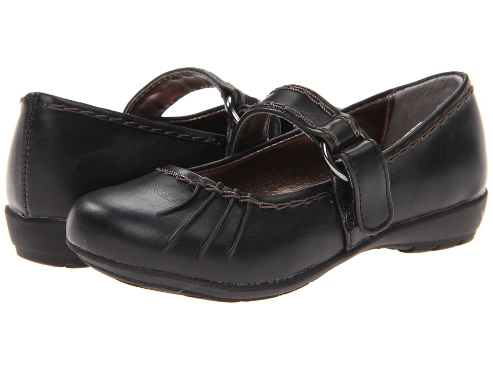 Kenneth Cole Reaction Kids Come On Fly 2 Girls Shoes (Black)