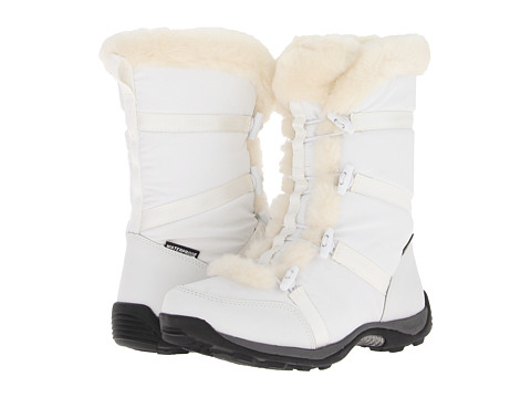 Baffin - Victoria (White) Women's Cold Weather Boots