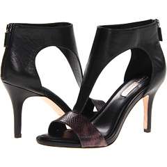 Penza (Black/Black Dress Calf Kar) High Heels