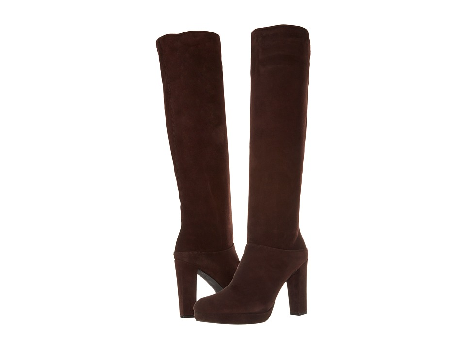 Stuart Weitzman - Crushable (Timber Suede) Women