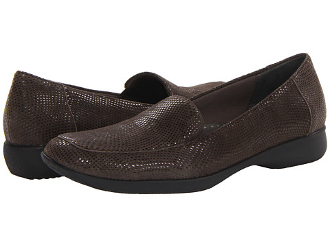 Trotters - Jenn Mini Dots (Dark Grey) Women's Shoes