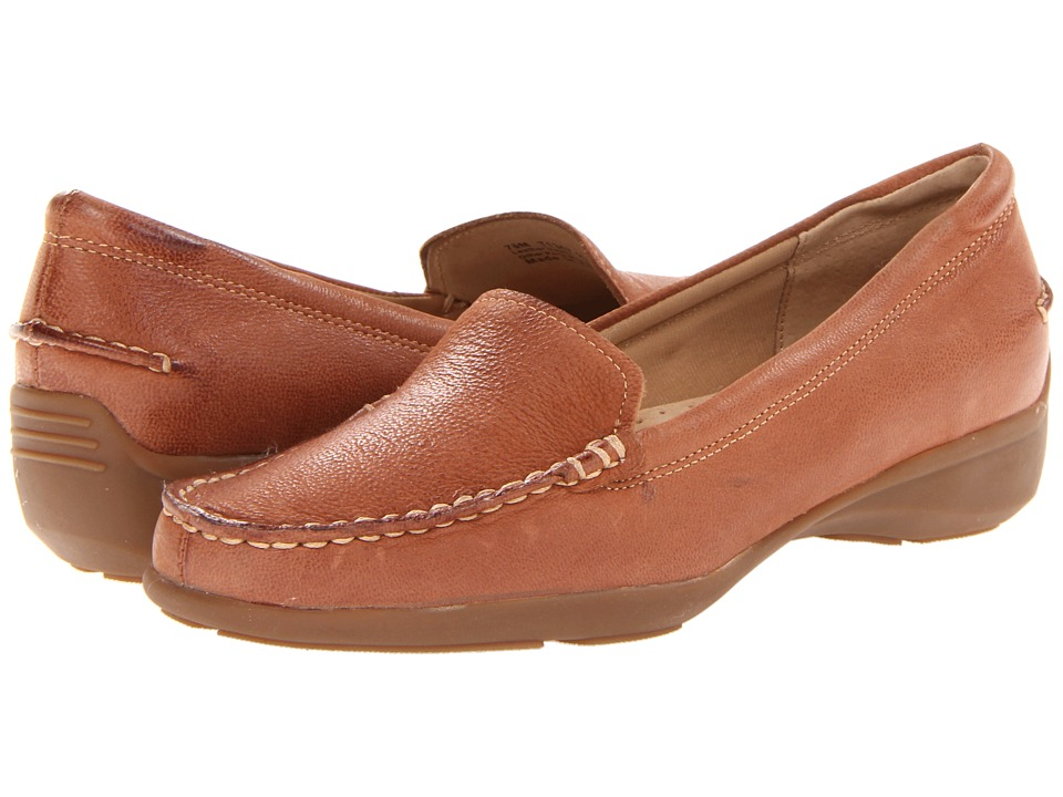 Trotters - Zane (Rust) Women's Shoes