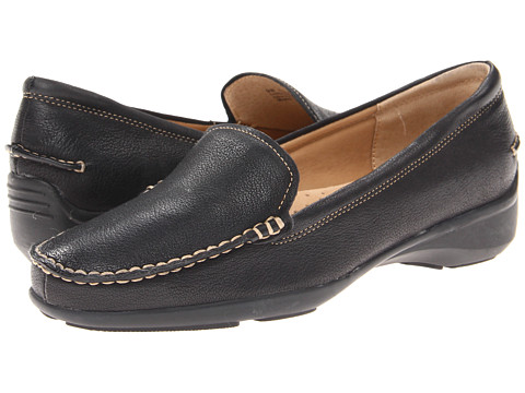 Trotters - Zane (Black) Women's Shoes