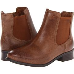 Trotters Leah (Cognac) Women's  Boots