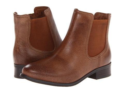 Trotters - Leah (Cognac) Women's  Boots