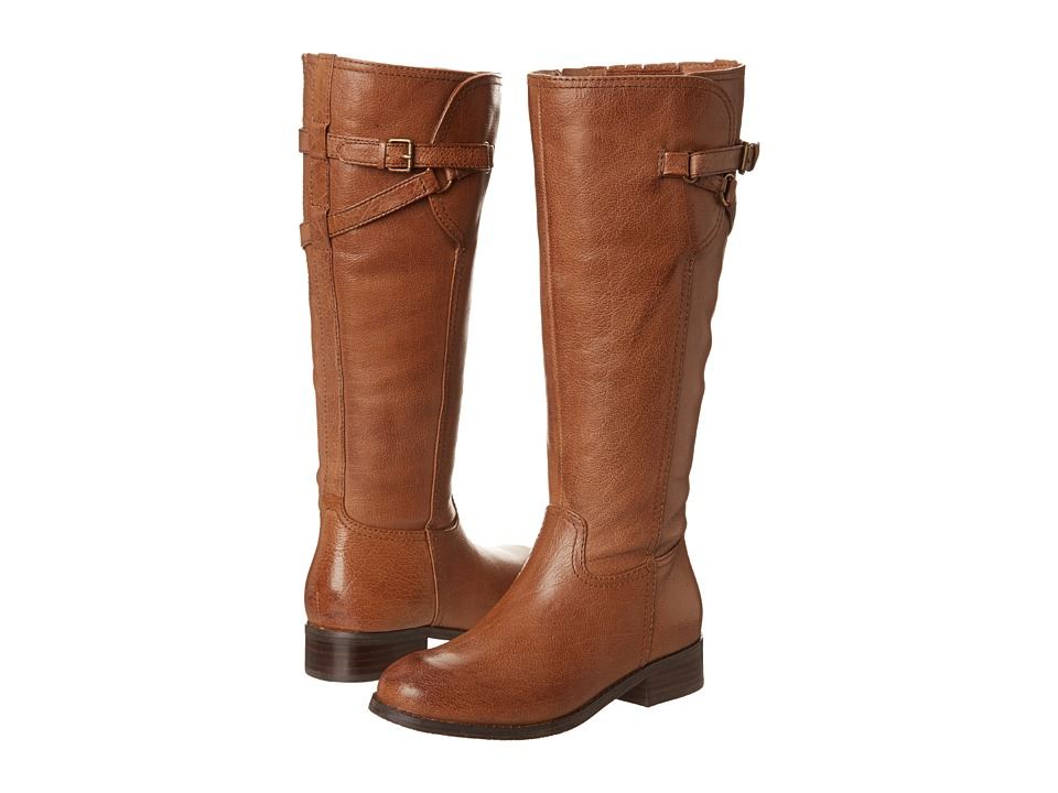 Trotters - Lucky Too (Cognac) Women's Boots